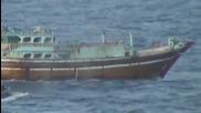 Холандски абордаж засаден от Сомалийски пирати