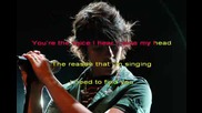 Joe Jonas - Gotta Find You (karaoke)