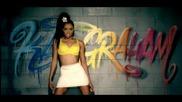 Kat Graham - Put Your Graffiti On Me - официално видео - Кат Греъм от Дневниците на вампира - 2012