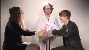 T4 Justin Bieber Interview