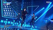 57.0216-5 Teentop - Warning Sign, Show! Music Core E493 (200216)