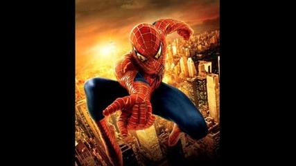 Danny Elfman - Spider man ost (title)