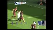 Фулъм падна с 1:2 от Манчестър Сити, Ливърпул срази Норич с 5:2