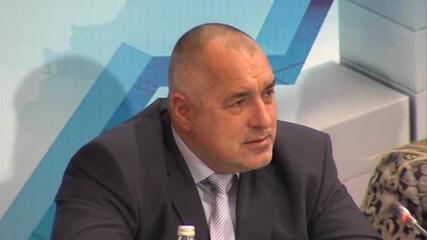 """Борисов: Много бизнес се перчи и се бие в гърдите, че са """"бизнесмяни"""""""