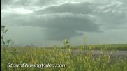 Лошо време в Уайоминг 13.6.2014