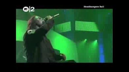 Slipknot - Vermilion Live