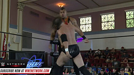 Dabba-Kato can't be taken down: EVOLVE 132 (WWE Network Exclusive)