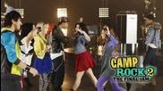 Camp Rock 2 - Fire { Full Song } + Lyrics