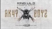 King Lil G - Delusional (with Lyrics On Screen)-ak47 Boyz Mixtape 2014