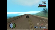 Gta San Andreas unlimited speed mod