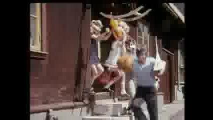 Пипи Дългото Чорапче - Игрален Филм Еп.3