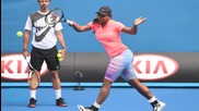 Serena Williams' New Coach Helping Her Become Greatest Of All Time