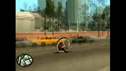 Gta Sa Monowheel Mod