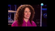 X - Factor Ангел - изтрещя - Луд съм, луд!!!