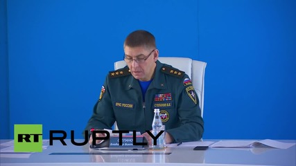 Russia: Putin instructs officials to access crash site - EMERCOM's Stepanov