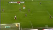 Волфсбург 6:0 Вердер Бремен ( 21.11.2015 )