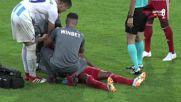 Енрике Рафаел със сериозна травма, замениха го