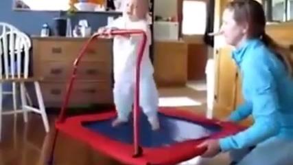 Fit Jumping — фитнес на батут - За деца и възрастни