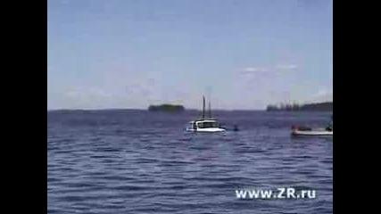Подводница (лада Нива)