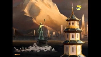 The Legend of Korra s01 ep12