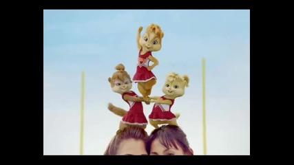 Justin Bieber Baby Chipmunks