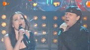 Scorpions & Tarja Turunen - The Good Die Young - Performing on German Tv 2010