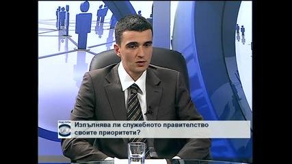 Георги Белчев: Нашата цел е да съживим България