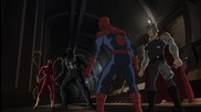 Ultimate Spider-man: Web-warriors - 3x25 - Contest of Champions, Part 3