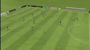 Ajax vs Lugano - Mendy Gol v 68th minuta