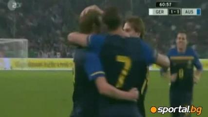Германия - Австралия 1 - 2