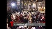 Интронизация на сръбски патриарх - Ириней