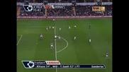 Adebayor Vs Aston Villa
