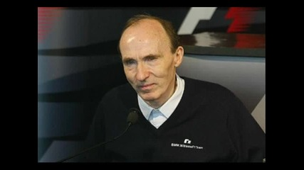 Tribute to Frank Williams