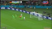 30.06.2014 Германия - Алжир 2:1 (световно първенство)