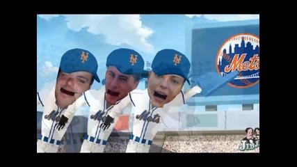 Бейзбол с Приятели - Animation