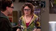 Теория за големия взрив / The Big Bang Theory Сезон 1 Епизод 5 Бг Аудио