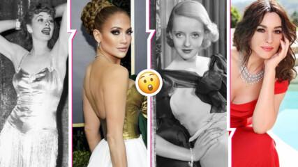 Как изглеждаха жените на 50 г. преди и как в наши дни