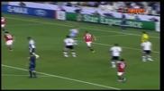 28.09.2010 Валенсия 0 - 1 Манчестър Юнайтед гол на Хавиер Ернандез - Чичарито