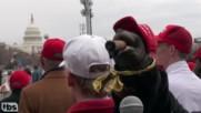 Triumph Attends Trumps Inauguration - Conan on Tbs