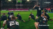 All Blacks Haka - New Zealand v England - 14.06.14