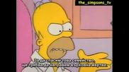 The Simpsons / Семейство Симпсън Сезон 1 Епизод 4 Бг Суб