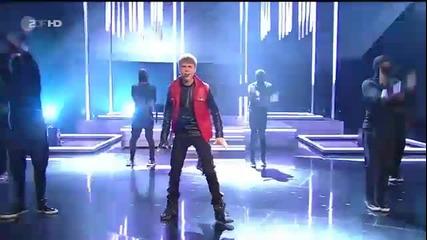 Цялото интервю Justin Bieber на гости в Wetten dass / 19 - ти Март 2011