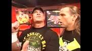 Wwe John Cena And Shawn Michaels