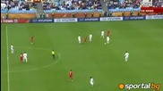 Мондиал 2010 Португалия 7:0 Северна Корея [21.06.2010]