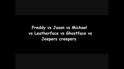 Яка компилация от велики филми на ужасите