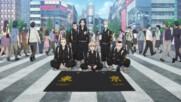 Tokyo Revengers episode 15 [ Бг Субс ] Високо Качество.