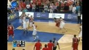 Баскетбол: Полша - България 90:78