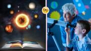 ТЕСТ: Едва 1 на 5 души може да се справи с тези въпроси по астрономия!
