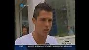Cristiano Ronaldo Interview 11, 07, 08