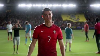 Роналдо, Неймар и компания в най-новата реклама на Nike